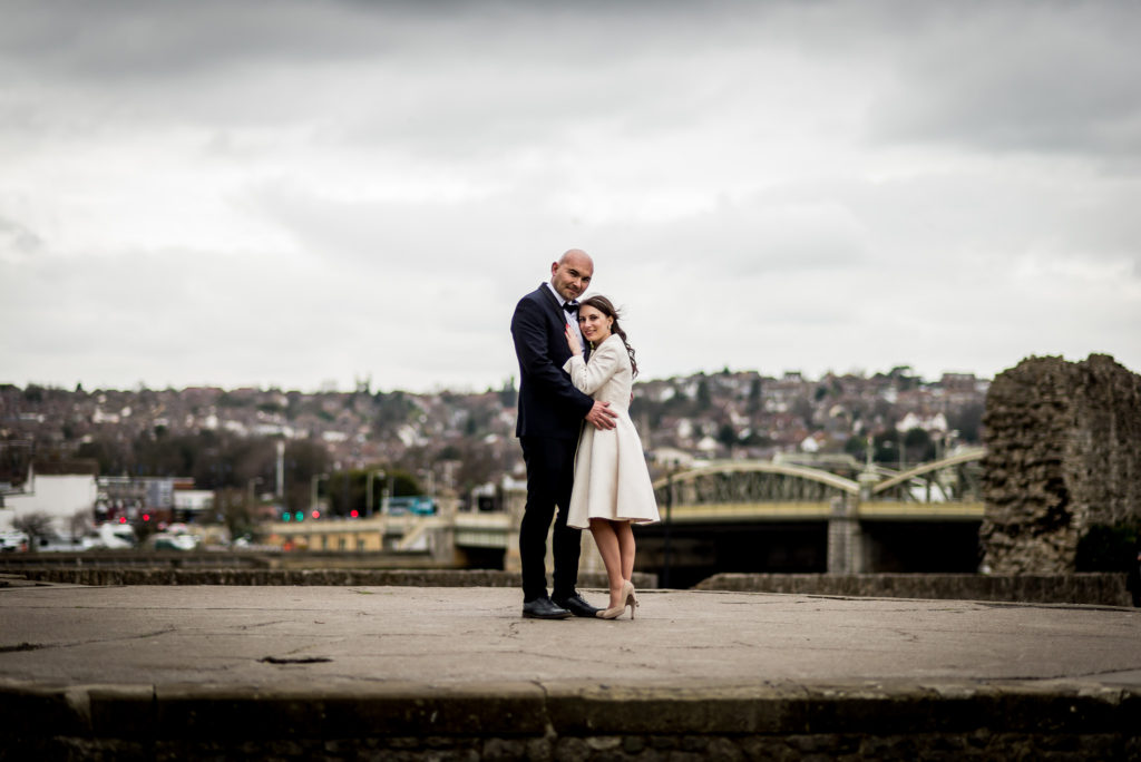 Rochester Registry Office Wedding Photography