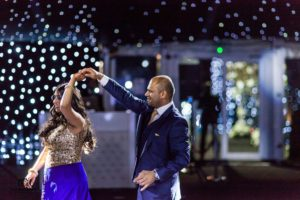 First Dance at Newland Manor wedding photography