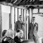 Channel Estate Chelmsford weddings groom and his best man