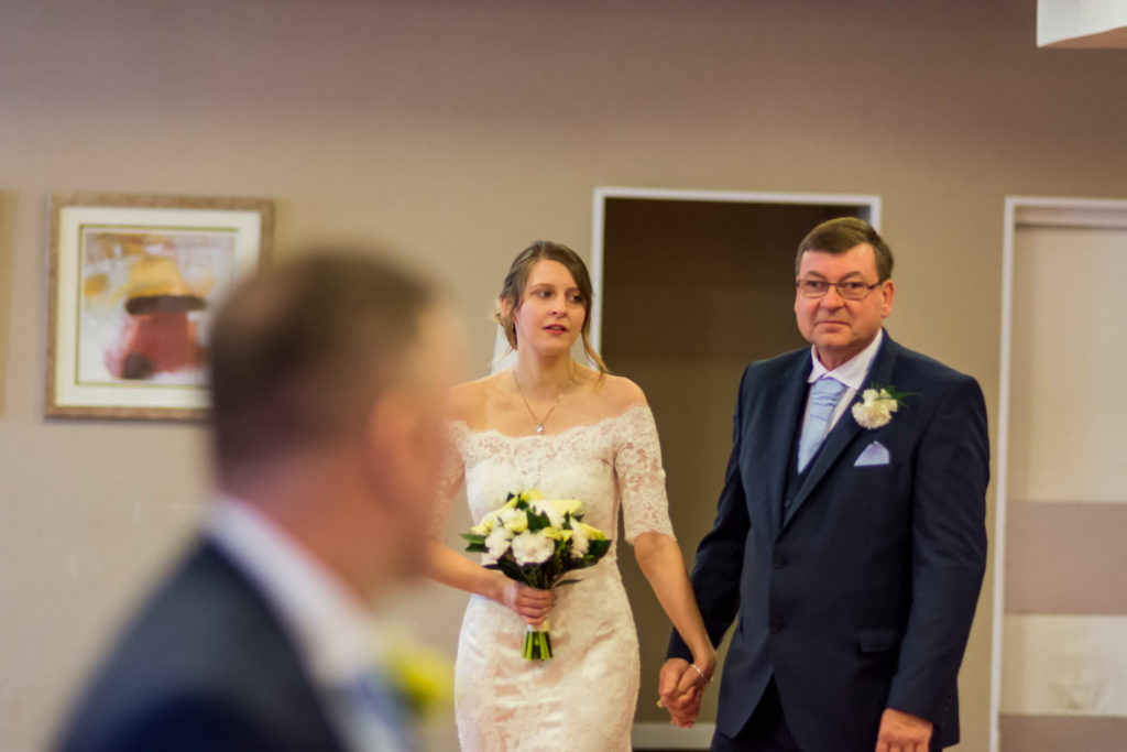 Marks Tey Colchester Wedding ceremony pictures