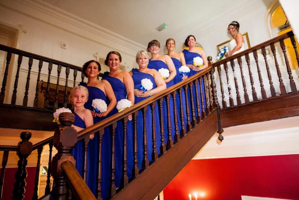 The Grange Country House Hotel Wedding Photography